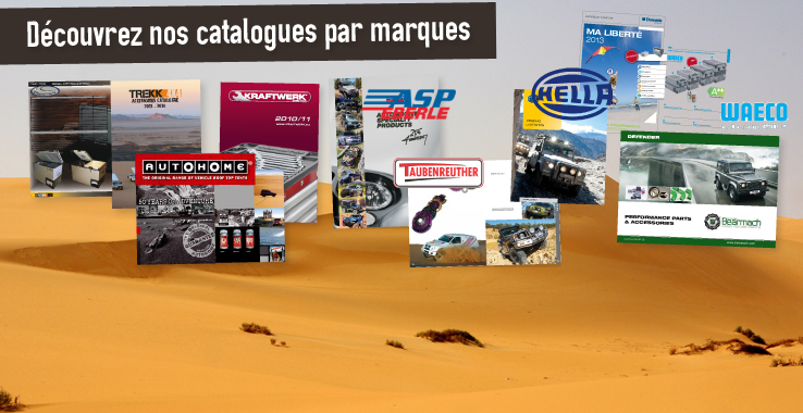 page catalogue par marques