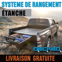 systeme de rangment decked