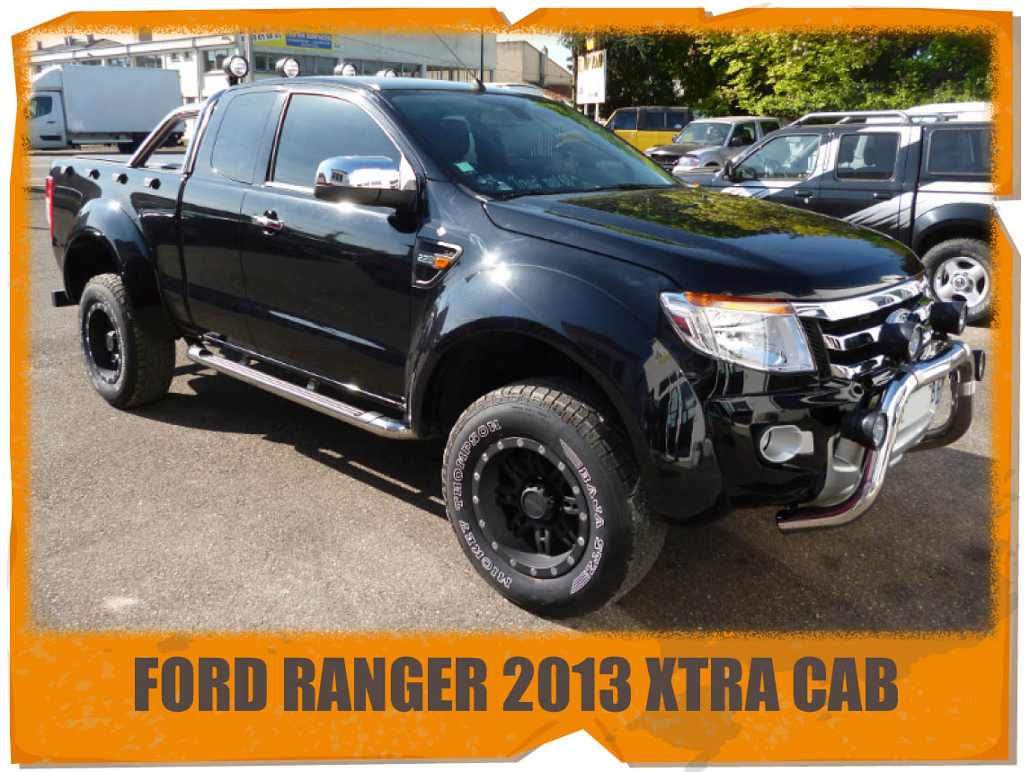 FORD RANGER 2013 XTRA CAB
