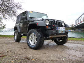preparation jeep jk