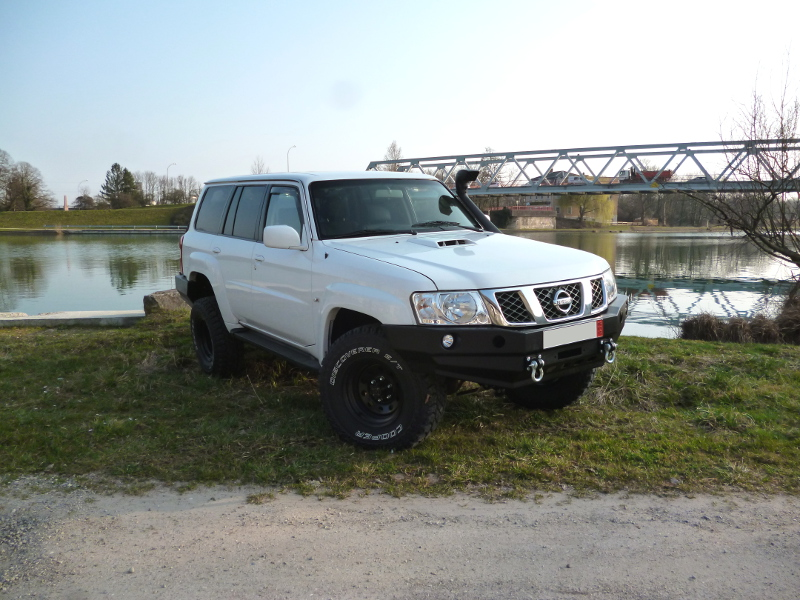 NISSAN PATROL GR Y61 3L PREPARATION