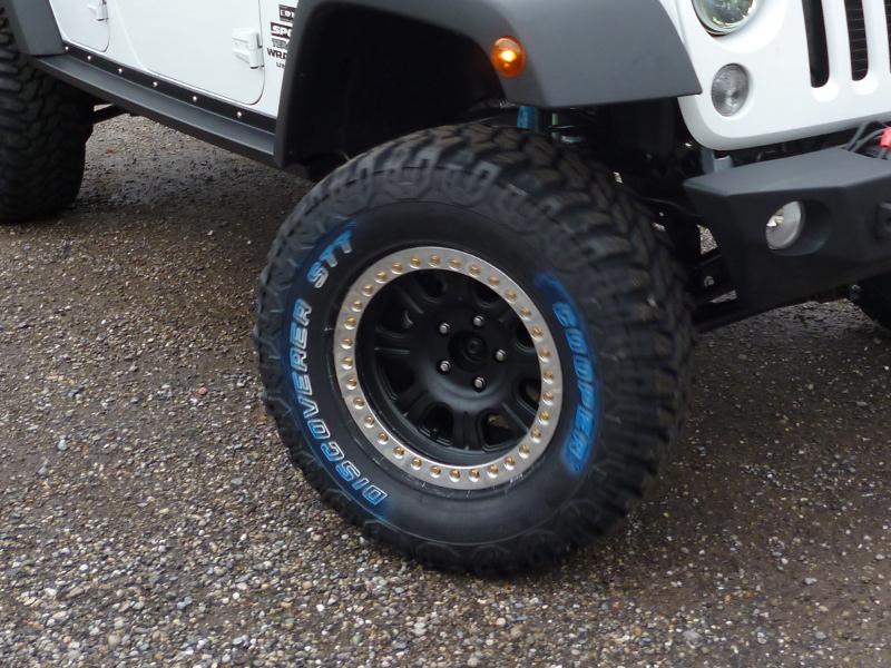 Jeep Jk 4 Unlimited Sport Tous Les Accessoires Et Les