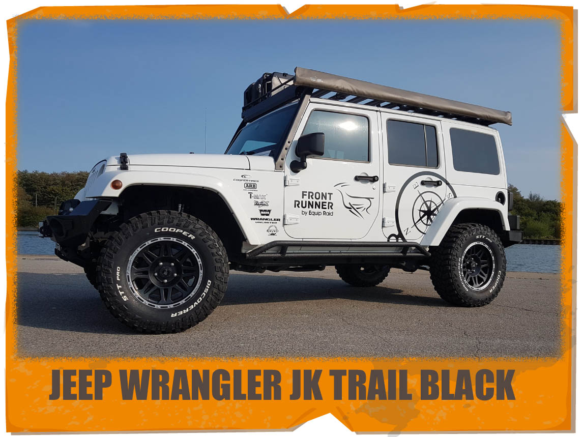 jeep wrangler jk trail black