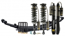 KIT DE SUSPENSION OME BP51 REHAUSSE +40/50MM TARAGE MEDIUM POUR TOYOTA HILUX REVO