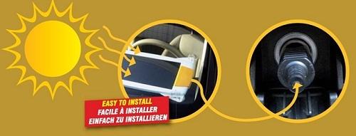 achetez dz energy panneau solaire amorphe 2 6w 12v au. Black Bedroom Furniture Sets. Home Design Ideas