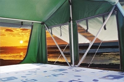 achetez james baroud tente de toit james baroud rainforest160 au meilleur prix chez equip 39 raid. Black Bedroom Furniture Sets. Home Design Ideas