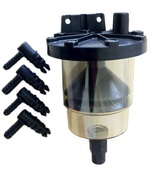 achetez prefiltre decanteur de carburant sans cartouche au meilleur prix chez equip 39 raid. Black Bedroom Furniture Sets. Home Design Ideas