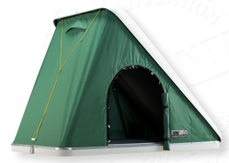 achetez autohome tente de toit columbus large wild green au meilleur prix chez equip 39 raid. Black Bedroom Furniture Sets. Home Design Ideas