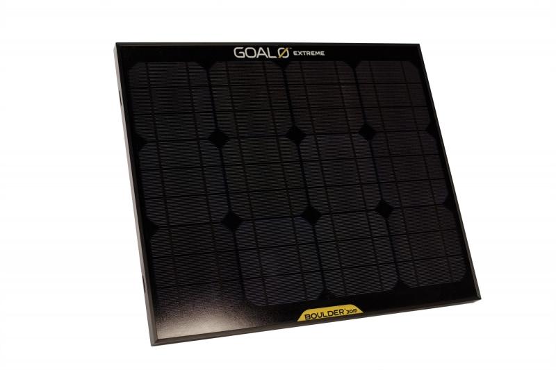 achetez panneau solaire goal zero kit extreme 350 batterie onduleur au meilleur prix chez. Black Bedroom Furniture Sets. Home Design Ideas