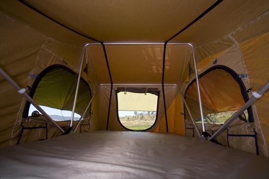 achetez arb tente de toit arb simpson series 3 2400 x1400 mm au meilleur prix chez equip 39 raid. Black Bedroom Furniture Sets. Home Design Ideas