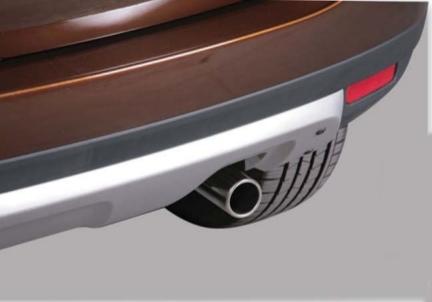 achetez embout d 39 echappement inox tube diametre 60 mm pour dacia duster au meilleur prix chez. Black Bedroom Furniture Sets. Home Design Ideas