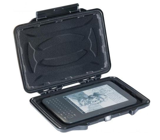 achetez peli progear valise hardback peli progear pour liseuses tablette de 7 pouces zoom et. Black Bedroom Furniture Sets. Home Design Ideas