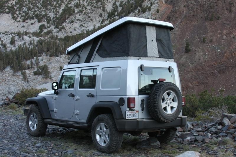 Achetez Toit Relevable Jeep Jk Jkamper J30 Au Meilleur