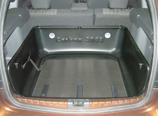 achetez carbox bac de coffre sarr pour dacia duster 4 x 2 a partir de 04 10 au meilleur prix. Black Bedroom Furniture Sets. Home Design Ideas