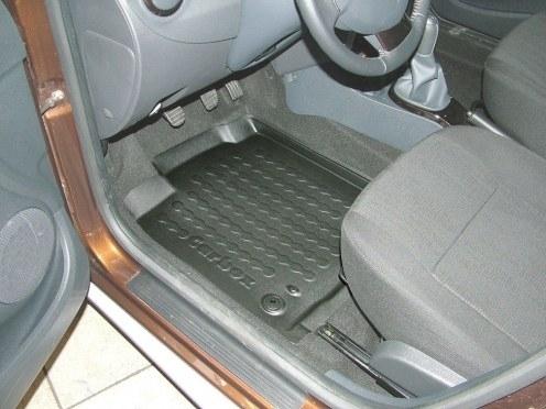 achetez carbox tapis de sol avant gauche pour dacia duster 4 x 2 de 04 2010 a 12 2013 au. Black Bedroom Furniture Sets. Home Design Ideas