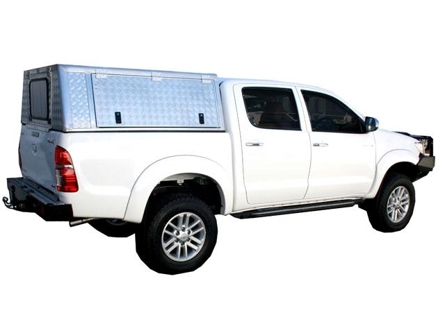 achetez alu cab hardtop pour pick up double cabine au. Black Bedroom Furniture Sets. Home Design Ideas