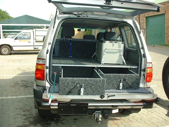 Achetez african outback amenagement interieur pour jeep for Interieur jeep grand cherokee 2000