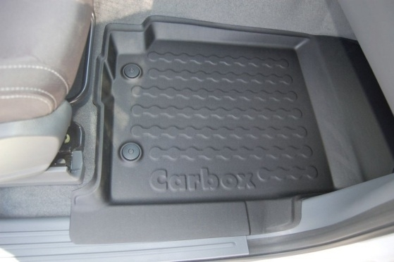 Achetez Carbox Tapis De Sol Avant Droit Pour Ford Ranger