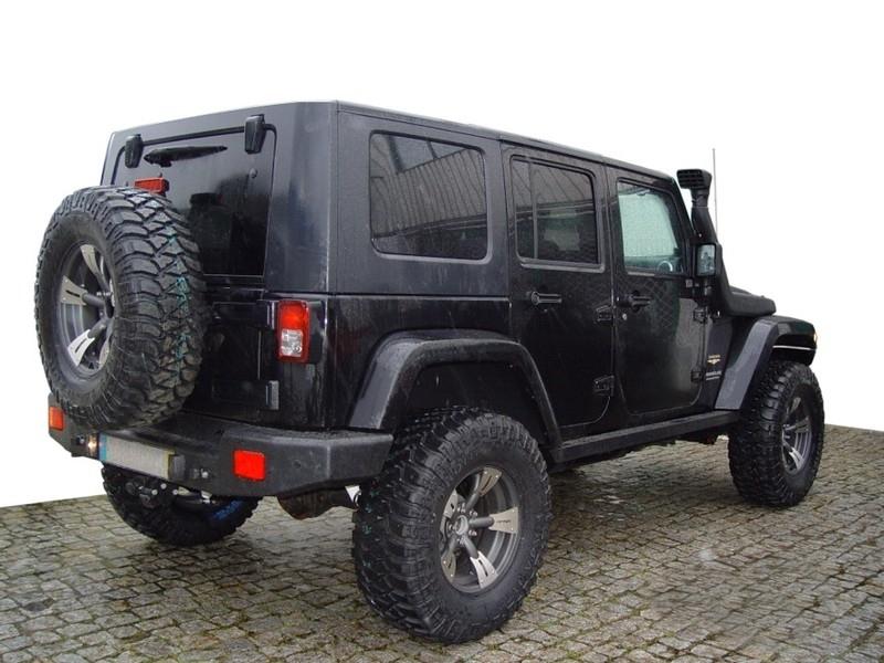 achetez afn pare choc arriere afn pour jeep wrangler jk de 2007 a 2011 au meilleur prix chez. Black Bedroom Furniture Sets. Home Design Ideas