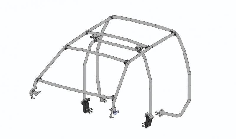 Achetez afn arceau de protection exterieur afn pour for Arceau exterieur 4x4