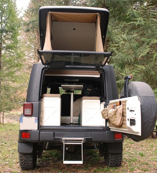 achetez gazell cellule gazell pour jeep wrangler jk version tout chemin au meilleur prix chez. Black Bedroom Furniture Sets. Home Design Ideas