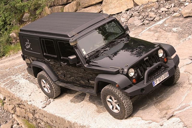 achetez gazell cellule gazell pour jeep wrangler jk. Black Bedroom Furniture Sets. Home Design Ideas