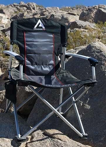 achetez arb chaise siege de camping sport arb black edition au meilleur prix chez equip 39 raid. Black Bedroom Furniture Sets. Home Design Ideas
