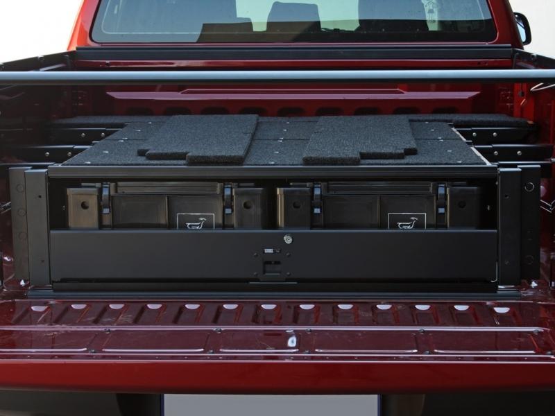 achetez frontrunner amenagement interieur tiroir pour ford ranger t6 dc wolf pack frontrunner. Black Bedroom Furniture Sets. Home Design Ideas
