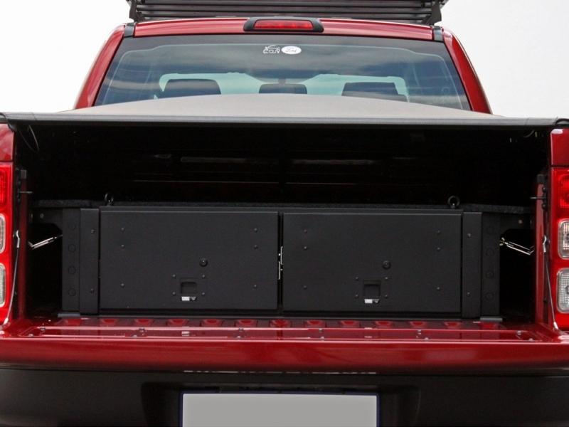 Achetez frontrunner amenagement interieur double tiroir for Interieur ford ranger