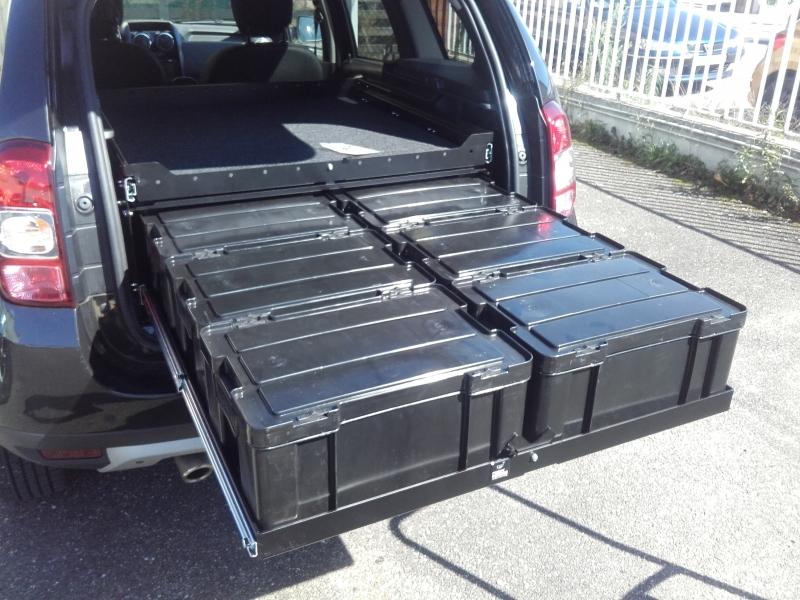 Achetez frontrunner amenagement interieur tiroir - Kit tiroir coulissant ...