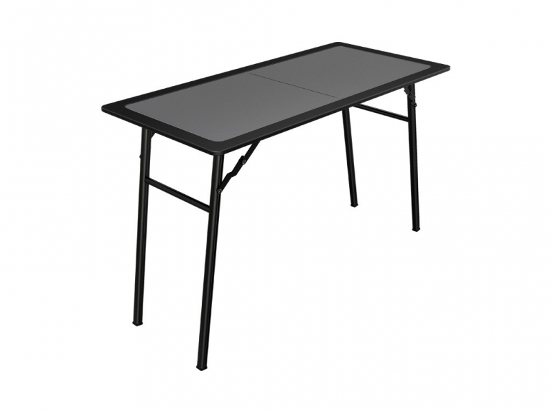 achetez frontrunner table de camping en acier inoxydable. Black Bedroom Furniture Sets. Home Design Ideas