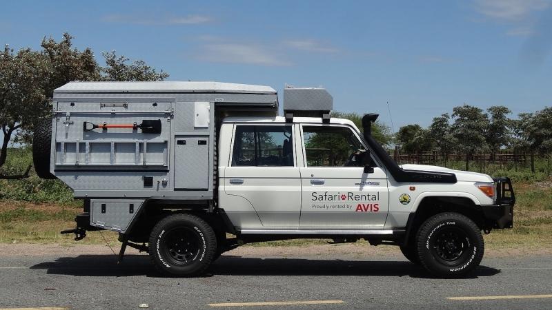 Achetez Alu Cab Cellule Ultra Compact 4 Personnes Alu