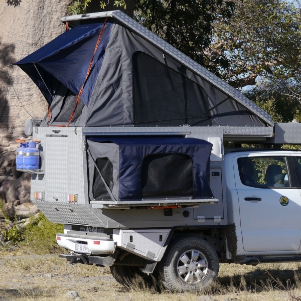 achetez alu cab cellule ultra compact 4 personnes alu. Black Bedroom Furniture Sets. Home Design Ideas