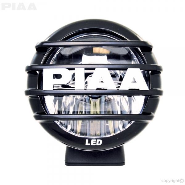 achetez piaa phare longue portee led lp550 avec grille alu piaa au meilleur prix chez equip 39 raid. Black Bedroom Furniture Sets. Home Design Ideas