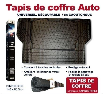 Achetez Tapis De Protection Pour Coffre Universel Et Decoupable Au Meilleur Prix Chez Equip 39 Raid