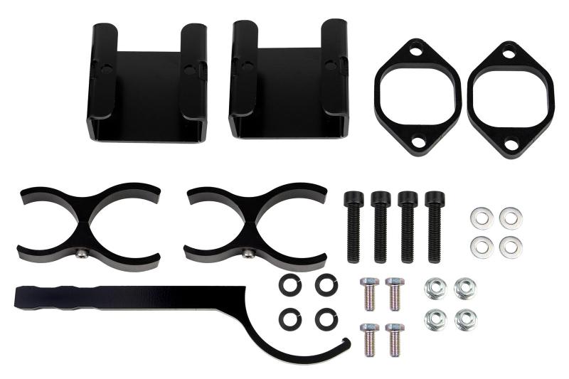 achetez old man emu kit de montage pour amortisseur ome bp51 arriere pour jeep wrangler jk au. Black Bedroom Furniture Sets. Home Design Ideas