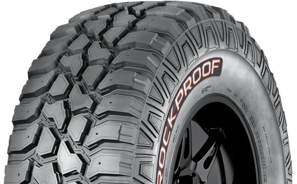 achetez nokian tyres pneu nokian rockproof 285 70 17 121q au meilleur prix chez equip 39 raid. Black Bedroom Furniture Sets. Home Design Ideas