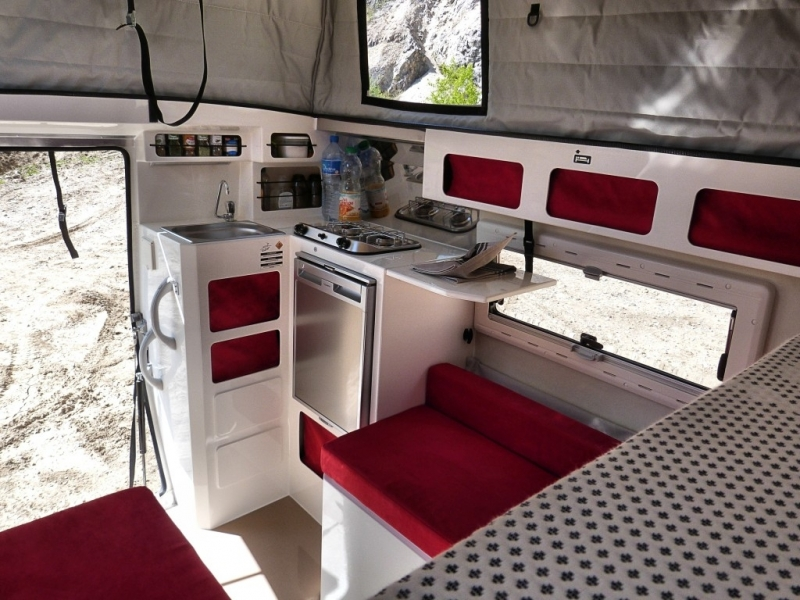 achetez gazell cellule amovible gazell v2 version grand raid pour pick up double cabine au. Black Bedroom Furniture Sets. Home Design Ideas