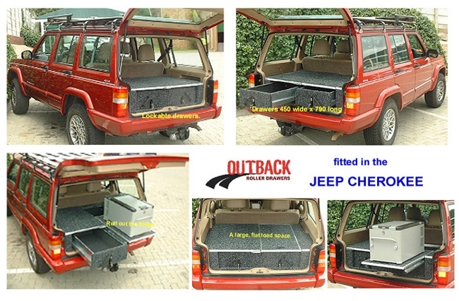 Achetez african outback amenagement interieur double for Interieur jeep grand cherokee 2000