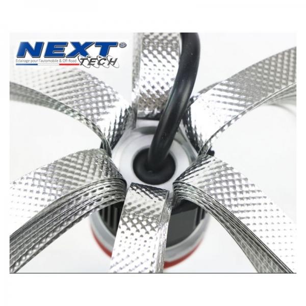 achetez next tech ampoules led voiture h7 55w homologuees 6000lm canbus next tech au meilleur. Black Bedroom Furniture Sets. Home Design Ideas