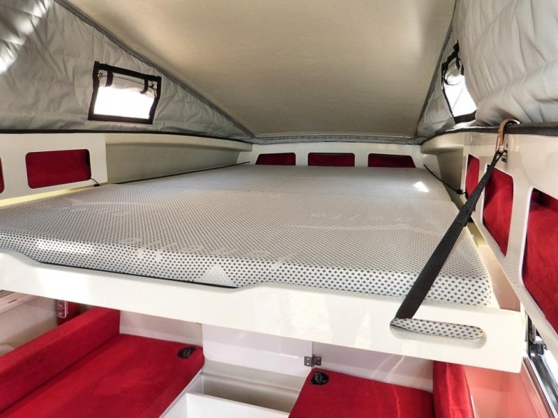achetez gazell cellule amovible gazell v2 version modulable pour pick up double cabine au. Black Bedroom Furniture Sets. Home Design Ideas