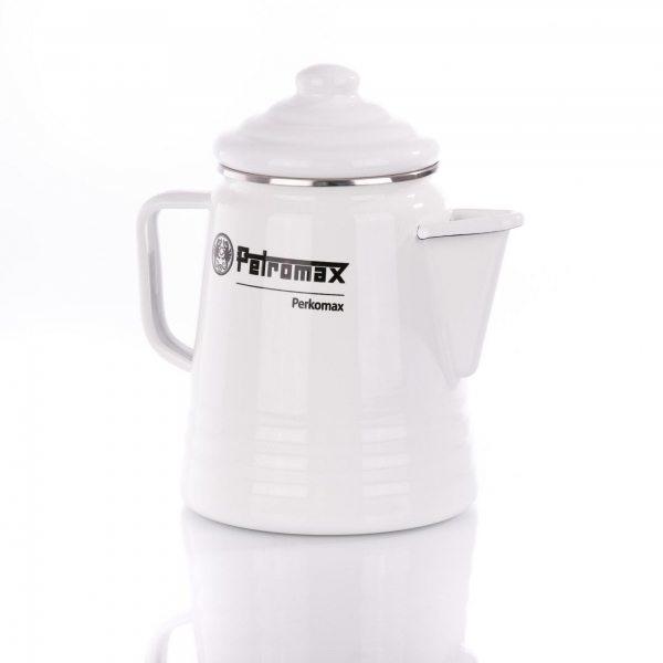 PERCOLATEUR A CAFE / THE PERKOMAX - VERSION BLANC