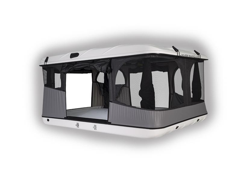 achetez james baroud tente de toit james baroud explorer evo au meilleur prix chez equip 39 raid. Black Bedroom Furniture Sets. Home Design Ideas