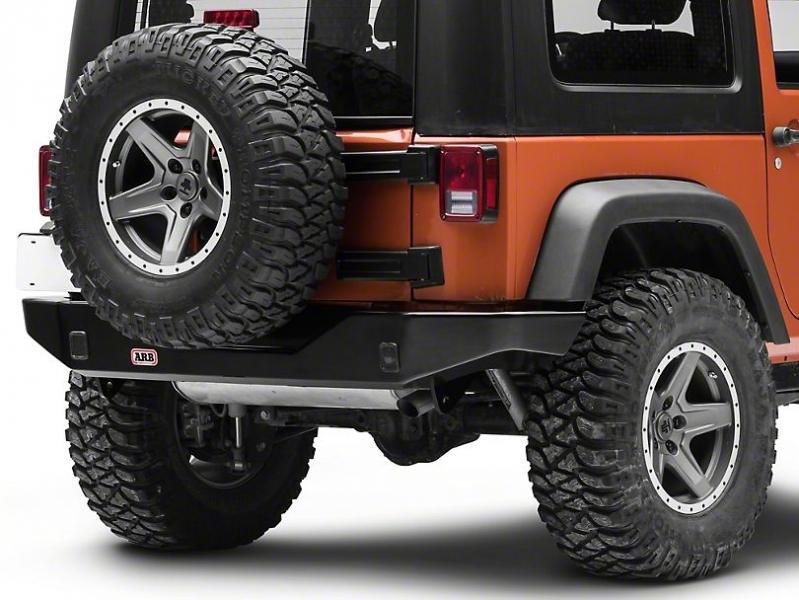 achetez arb pare choc arriere arb pour jeep wrangler jk a partir de 2007 au meilleur prix chez. Black Bedroom Furniture Sets. Home Design Ideas