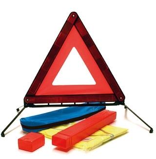 achetez kit de securite 2 gilets de securite 1 triangle de presignalisation au meilleur prix. Black Bedroom Furniture Sets. Home Design Ideas