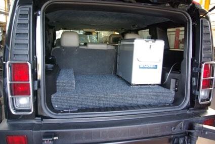 Achetez reservoir supplementaire 140l pour hummer h2 au for Interieur hummer