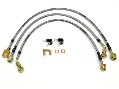 Achetez kit de flexible de frein durite aviation pour jeep for Flexible de frein prix garage