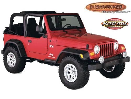 achetez kit elargisseurs d 39 aile bushwaker pour jeep rubicon uniquement au meilleur prix chez. Black Bedroom Furniture Sets. Home Design Ideas