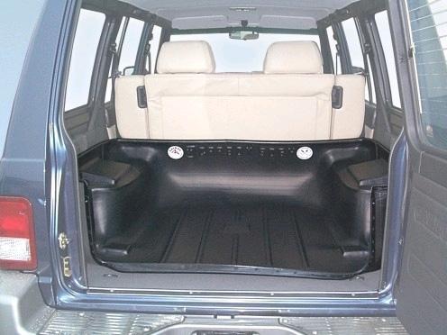 Achetez carbox bac de coffre sarr pour lada niva 4x4 for Interieur lada niva