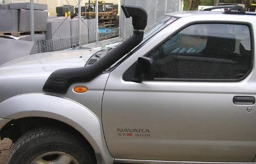 achetez airflow snorkel airflow pour nissan navara d22 de 1998 a 2005 au meilleur prix chez. Black Bedroom Furniture Sets. Home Design Ideas